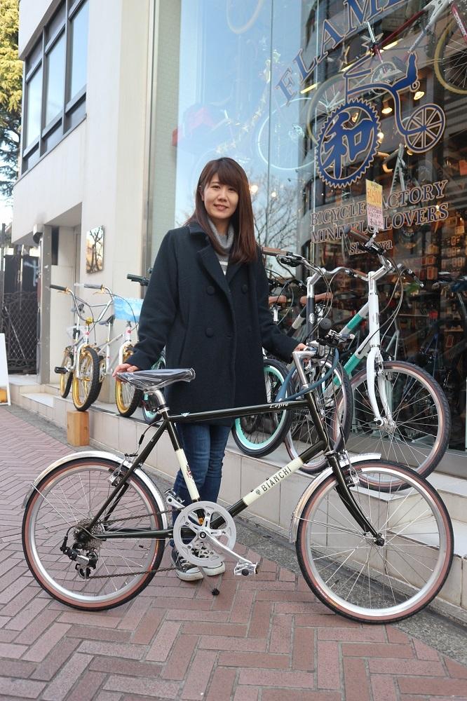 2月25日 渋谷 原宿 の自転車屋 FLAME bike前です_e0188759_13072222.jpg