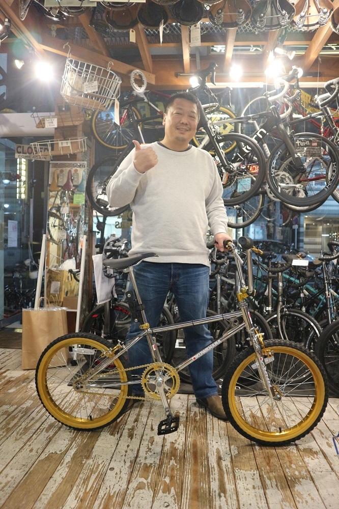 2月25日 渋谷 原宿 の自転車屋 FLAME bike前です_e0188759_13072545.jpg