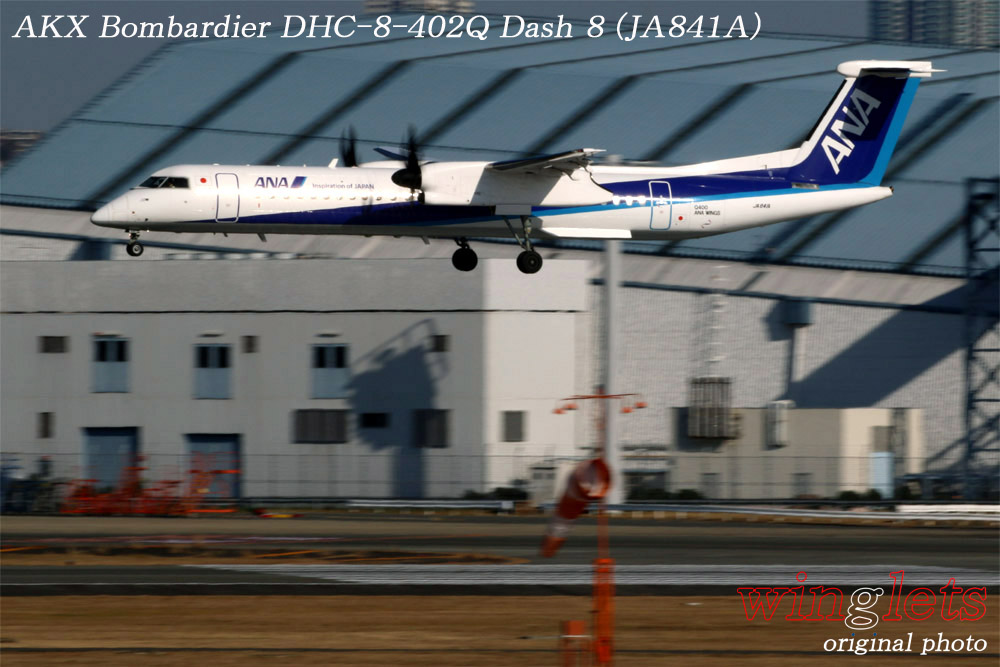 '19年 伊丹空港レポート・・・AKX/JA841A_f0352866_19433993.jpg