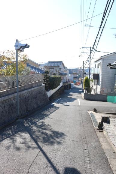 (番外編)赤が真ん中の坂を再訪 (奈良市)_c0001670_19283356.jpg