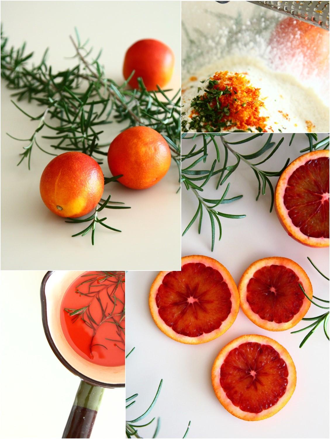 ブラッドオレンジ&ローズマリー ドリズルケーキ_a0107981_13403150.jpg