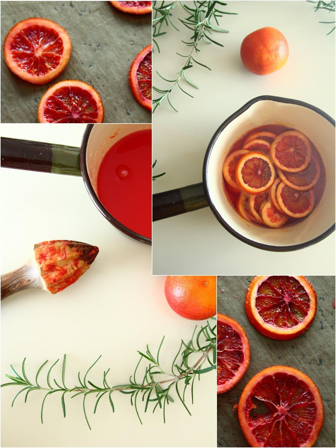 ブラッドオレンジ&ローズマリー ドリズルケーキ_a0107981_13412948.jpg