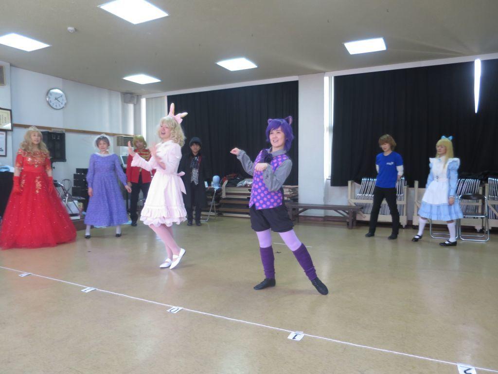 劇団KCM2019年3月公演「アリスと不思議の国」が巽小学校で_b0326483_21045793.jpg