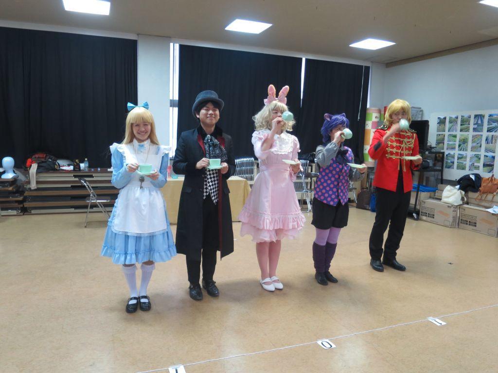 劇団KCM2019年3月公演「アリスと不思議の国」が巽小学校で_b0326483_21051015.jpg
