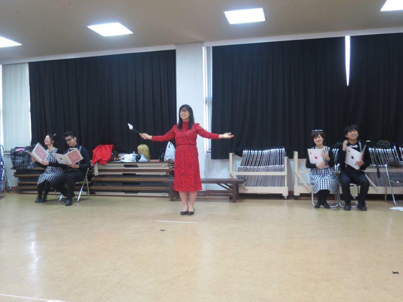 劇団KCM2019年3月公演「アリスと不思議の国」が巽小学校で_b0326483_21053176.jpg