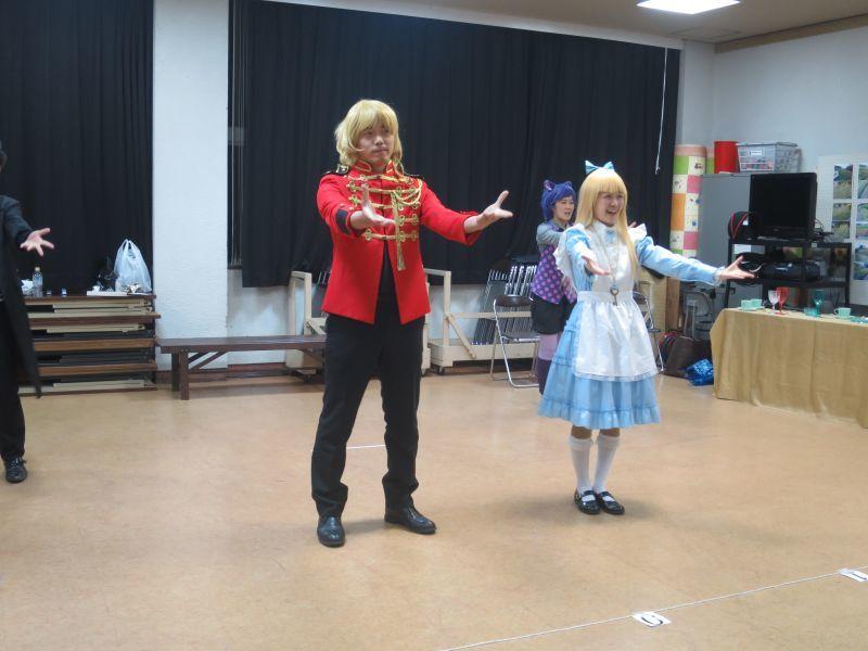 劇団KCM2019年3月公演「アリスと不思議の国」が巽小学校で_b0326483_21064345.jpg