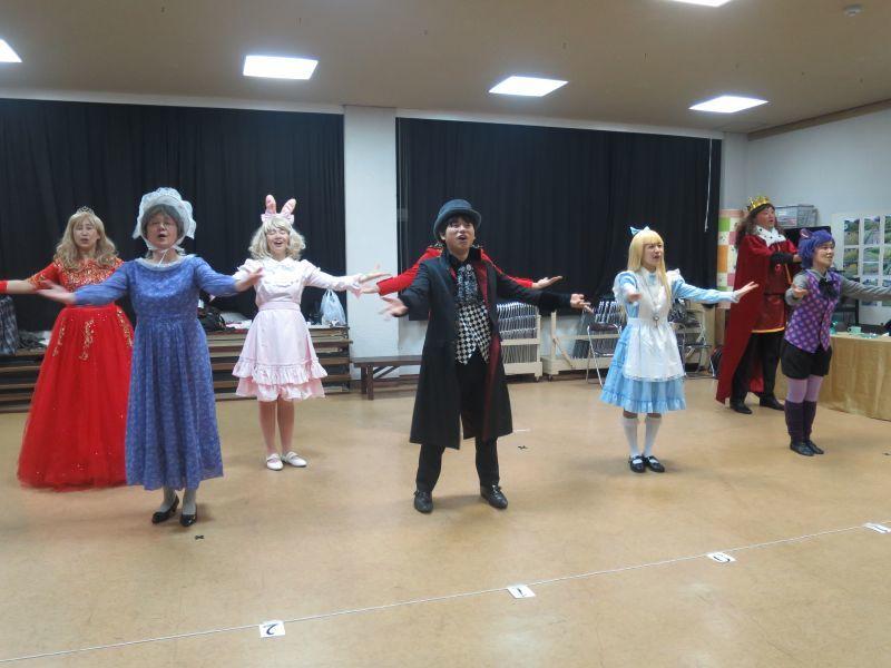 劇団KCM2019年3月公演「アリスと不思議の国」が巽小学校で_b0326483_21065055.jpg