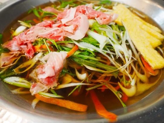 千切り野菜鍋_a0258686_06442341.jpg