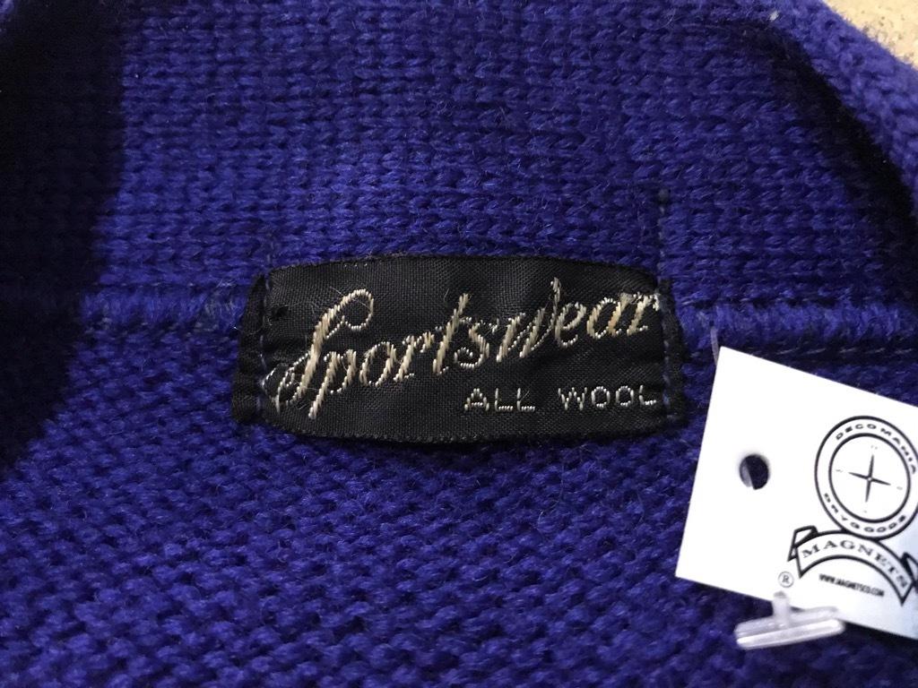 マグネッツ神戸店2/27(水)Vintage入荷! #5 Award Knit Item!!!_c0078587_19321045.jpg