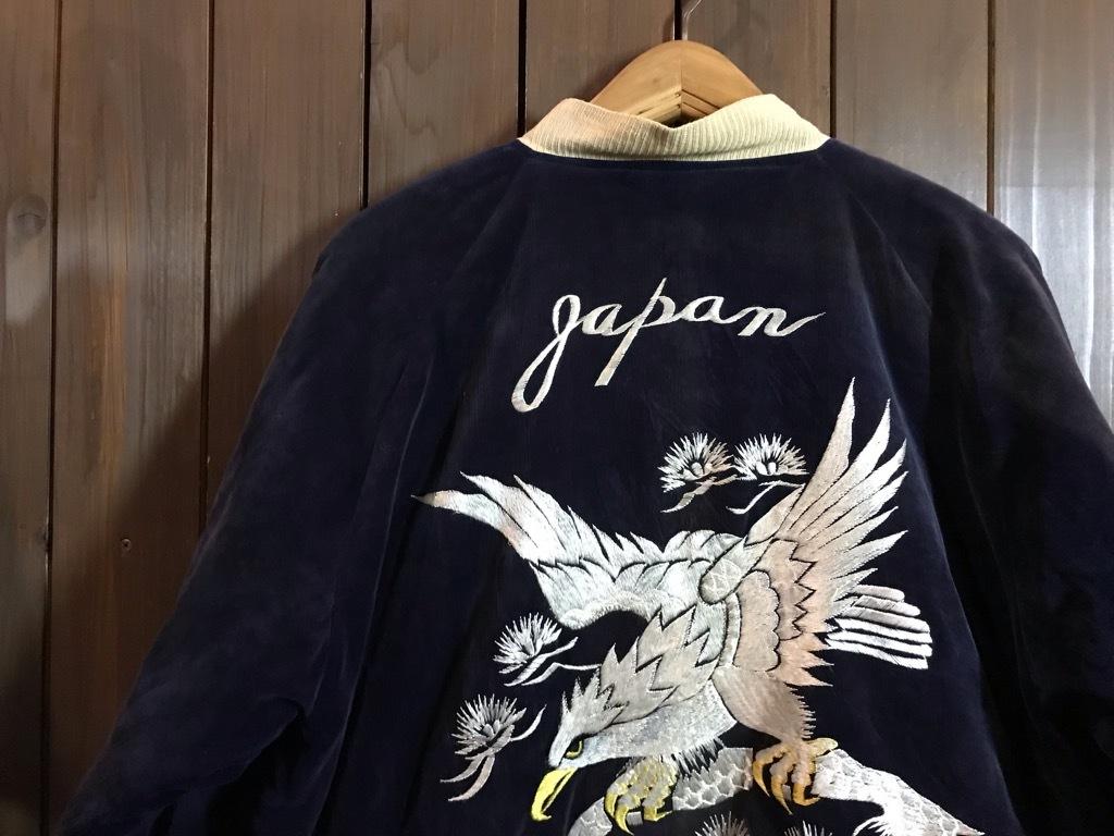 マグネッツ神戸店2/27(水)Vintage入荷! #7 Souvenir Jacket!!!_c0078587_22145807.jpg