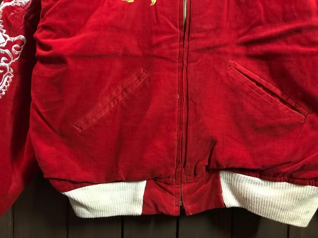マグネッツ神戸店2/27(水)Vintage入荷! #7 Souvenir Jacket!!!_c0078587_22182314.jpg