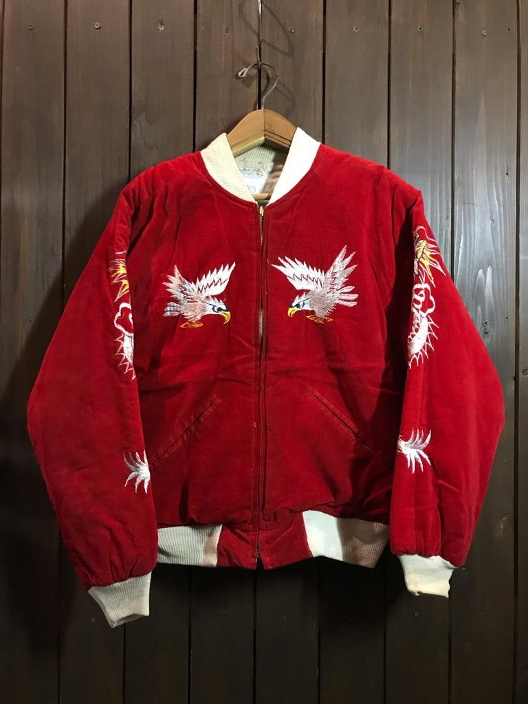 マグネッツ神戸店2/27(水)Vintage入荷! #7 Souvenir Jacket!!!_c0078587_22182343.jpg