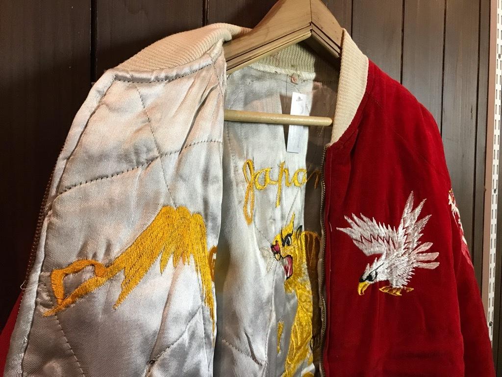マグネッツ神戸店2/27(水)Vintage入荷! #7 Souvenir Jacket!!!_c0078587_22190534.jpg