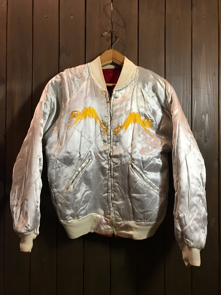 マグネッツ神戸店2/27(水)Vintage入荷! #7 Souvenir Jacket!!!_c0078587_22190550.jpg