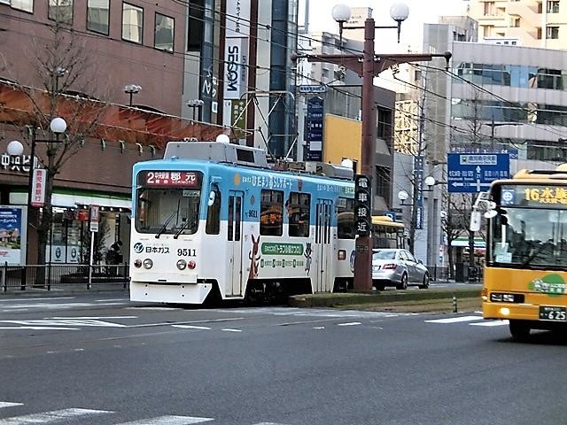 藤田八束の路面電車と観光、鹿児島の路面電車は面白く歴史感があるそして観光事業に貢献、神戸の街に路面電車が欲しい_d0181492_08214993.jpg