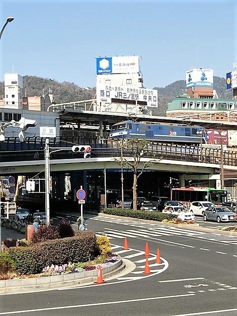 藤田八束の路面電車と観光、鹿児島の路面電車は面白く歴史感があるそして観光事業に貢献、神戸の街に路面電車が欲しい_d0181492_08251378.jpg