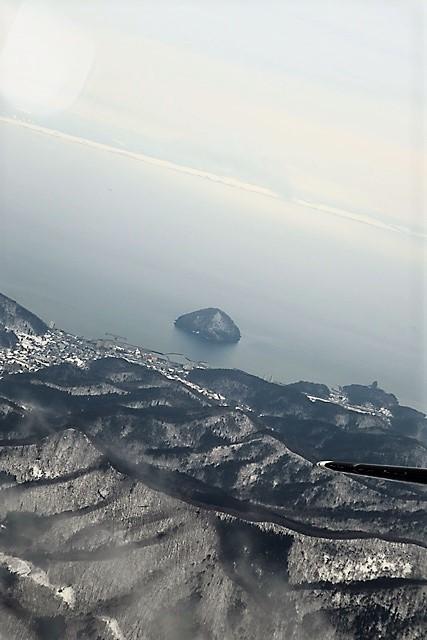 藤田八束の鉄道写真@青森は雪の中浅虫温泉の浮島は絶景、青森のお薦めお土産をご紹介_d0181492_22202311.jpg
