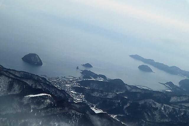 藤田八束の鉄道写真@青森は雪の中浅虫温泉の浮島は絶景、青森のお薦めお土産をご紹介_d0181492_22203960.jpg