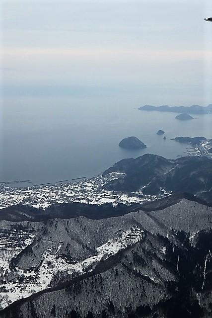 藤田八束の鉄道写真@青森は雪の中浅虫温泉の浮島は絶景、青森のお薦めお土産をご紹介_d0181492_22205826.jpg