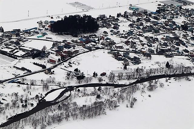 藤田八束の鉄道写真@青森は雪の中浅虫温泉の浮島は絶景、青森のお薦めお土産をご紹介_d0181492_22215321.jpg