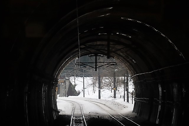 藤田八束の鉄道写真@青い森鉄道は素敵な場面を紹介してくれるとっても楽しい列車です_d0181492_23592462.jpg