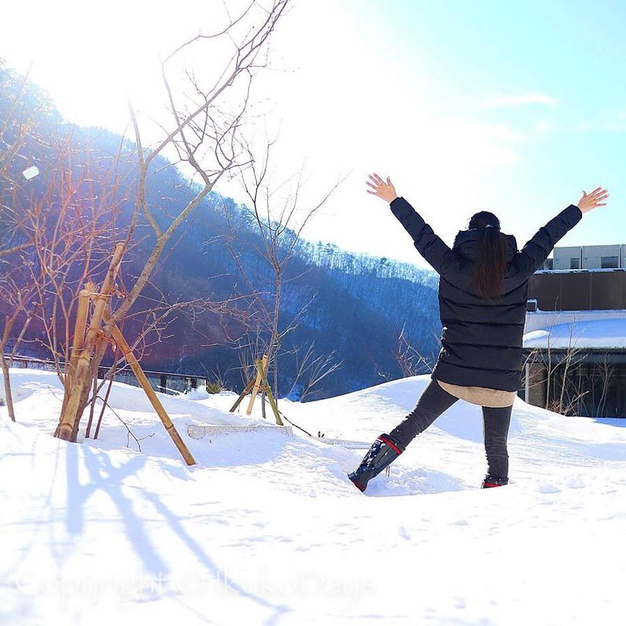 〈週末trip〉温泉&雪景色。東京から2時間で到着できる温泉旅行記:『みなかみホテルジュラク』群馬県みなかみ_d0114093_13562652.jpg