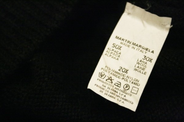 西千葉の盛り上がりLatta OPEN!!自分以外が皆かっこよくて惨めw 入荷マルタンマルジェラ カーディガン、セーター、ニット_f0180307_01054981.jpg