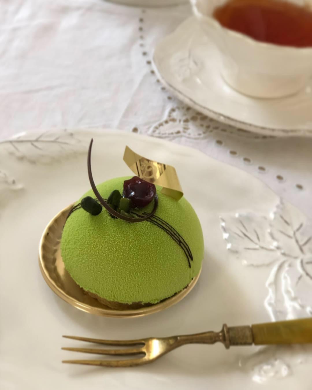 大好きなショコラショップのケーキ@渋谷ヒカリエ_a0157409_06315619.jpeg