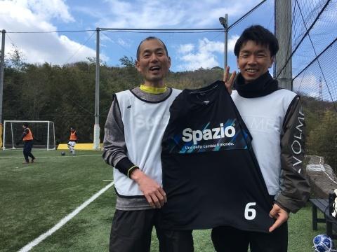 ゆるUNO 2/23(土) at UNOフットボールファーム_a0059812_15435412.jpg