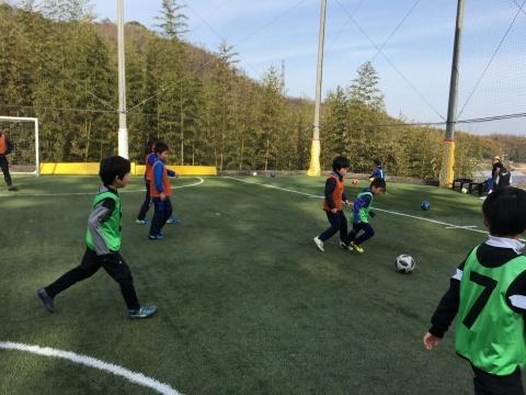 ゆるUNO 2/24(日) at UNOフットボールファーム_a0059812_16194286.jpg