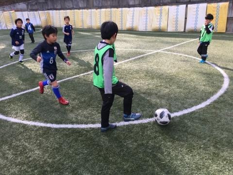 ゆるUNO 2/24(日) at UNOフットボールファーム_a0059812_16194695.jpg