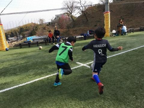 ゆるUNO 2/24(日) at UNOフットボールファーム_a0059812_16195094.jpg