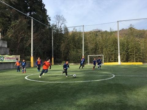 ゆるUNO 2/24(日) at UNOフットボールファーム_a0059812_16195844.jpg