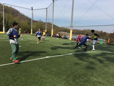ゆるUNO 2/24(日) at UNOフットボールファーム_a0059812_16211718.jpg