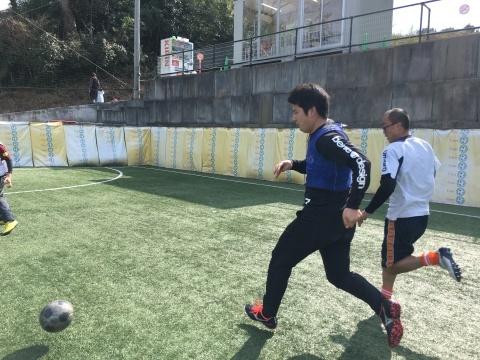 ゆるUNO 2/24(日) at UNOフットボールファーム_a0059812_16213111.jpg