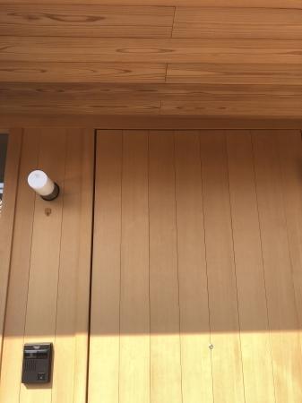 「羽黒の家」一年点検建具調整_b0179213_20063356.jpg