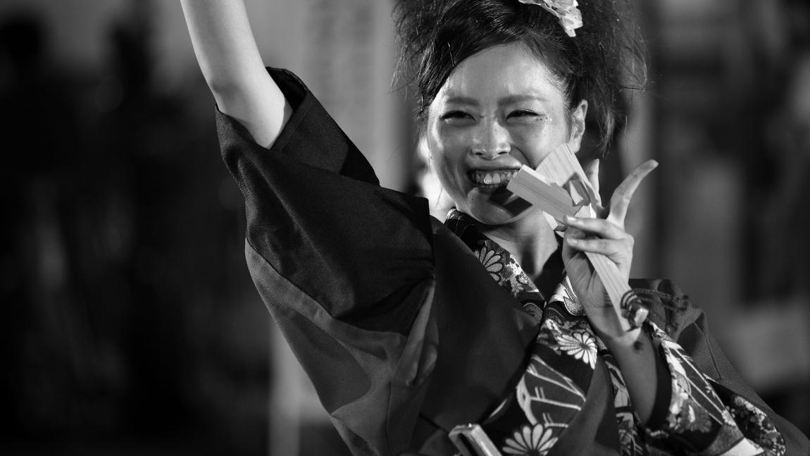 夏の化身・Ⅲ~金沢YOSAKOIソーラン日本海~_d0349418_21144348.jpg