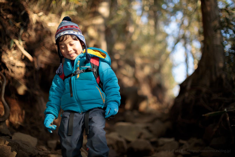 ちびっ子たちのリベンジ登山「金時山」下山編_c0369219_11553712.jpg