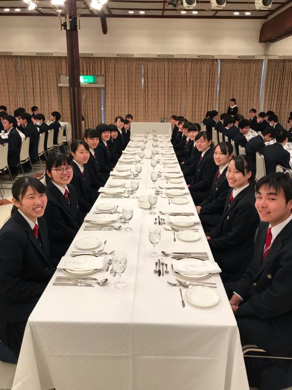 テーブルマナー講習会♪_d0016622_14064806.jpg