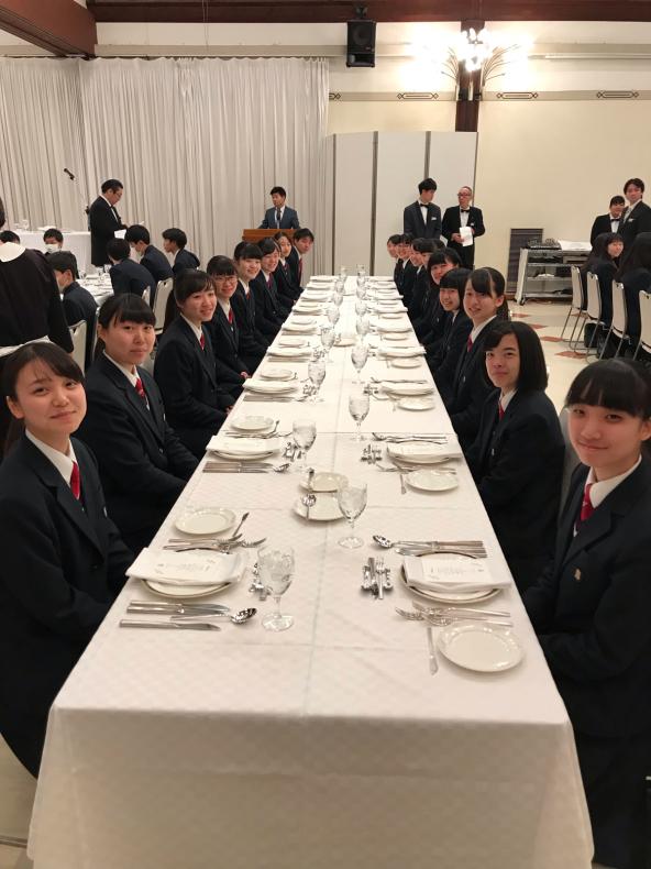 テーブルマナー講習会♪_d0016622_14071100.jpg