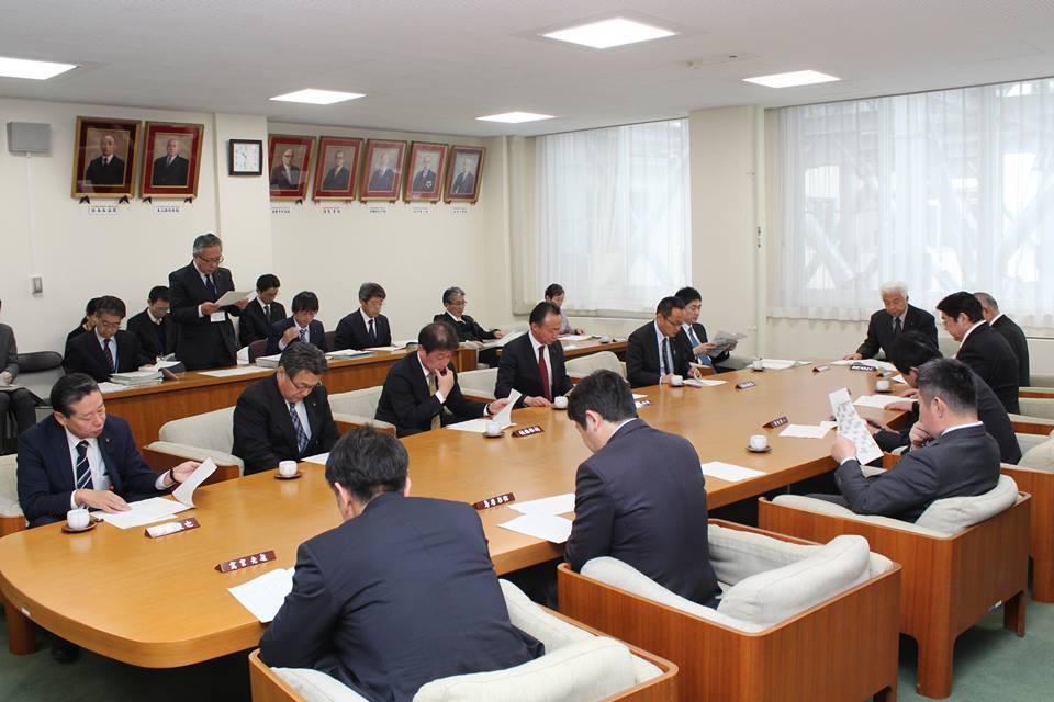 『福島県議会2月定例会』_f0259324_10515030.jpg
