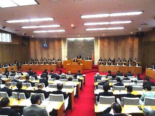 『福島県議会2月定例会』_f0259324_10515093.jpg