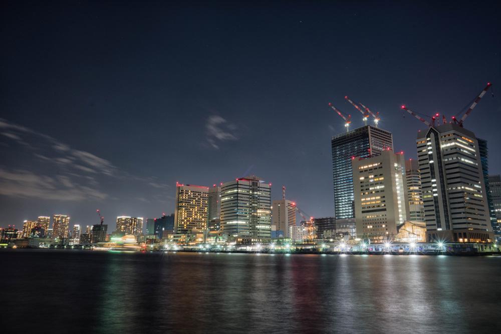 夜景撮影-2 ウォーターフロント_f0324026_02591520.jpg