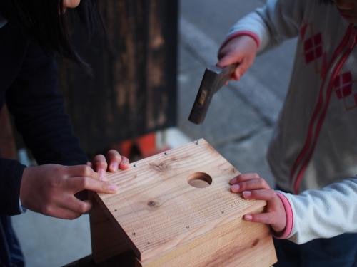 鳥の巣箱を作ろう!!_b0185232_19173494.jpg