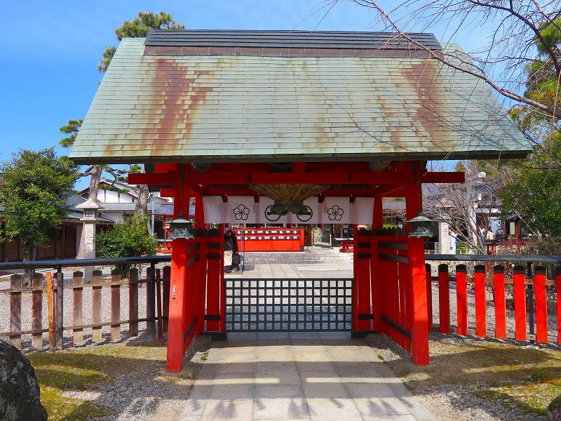 車折(くるまさき)神社(京都)20190224_e0237645_23341957.jpg