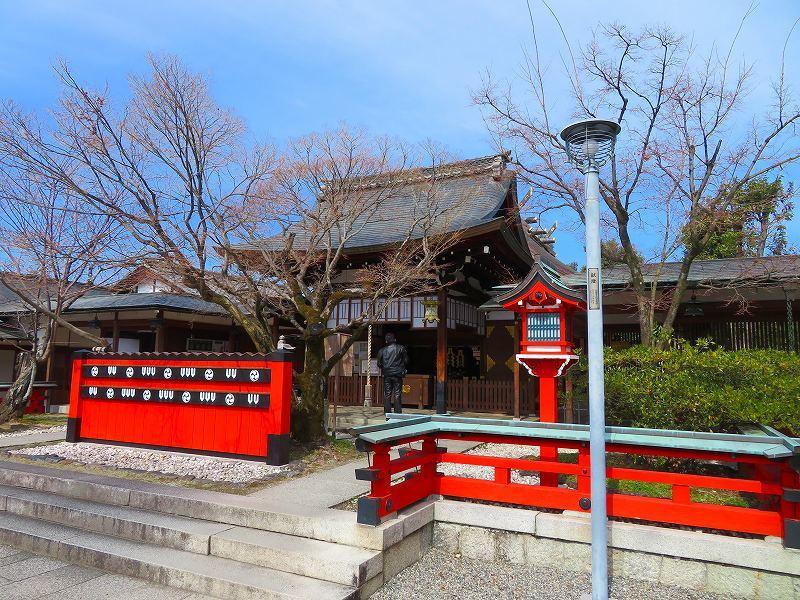 車折(くるまさき)神社(京都)20190224_e0237645_23341977.jpg