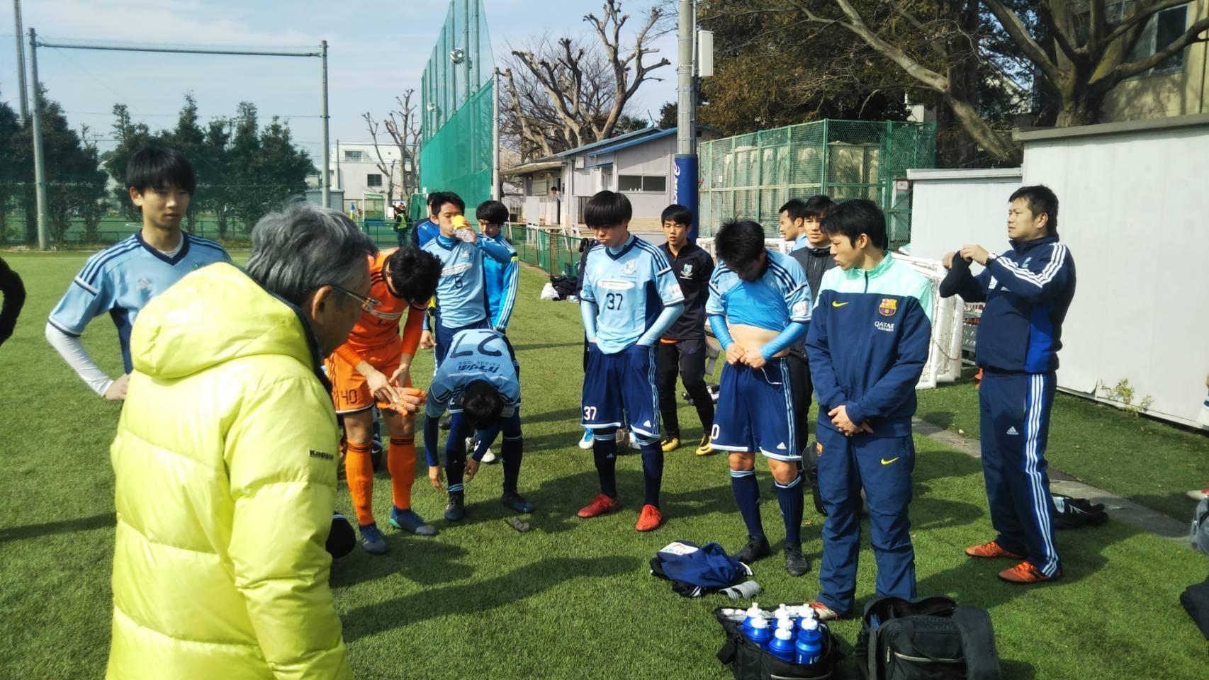 練習試合vs早稲田大学ア式蹴球部FC_a0109270_09362070.jpg