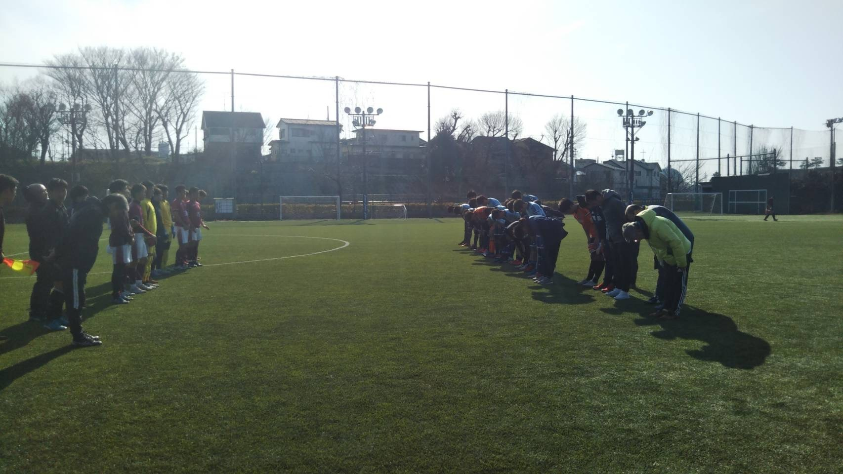 練習試合vs早稲田大学ア式蹴球部FC_a0109270_09362437.jpg