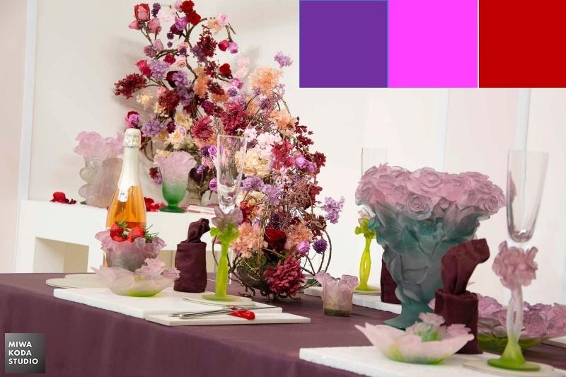 March 1, 2019 エレガントカラー Elegant Color_a0307186_08500288.jpg