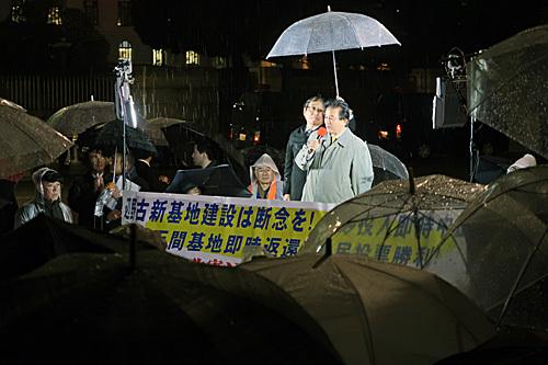 安倍9条改憲NO!2.19国会正門前行動_a0188487_18430736.jpg
